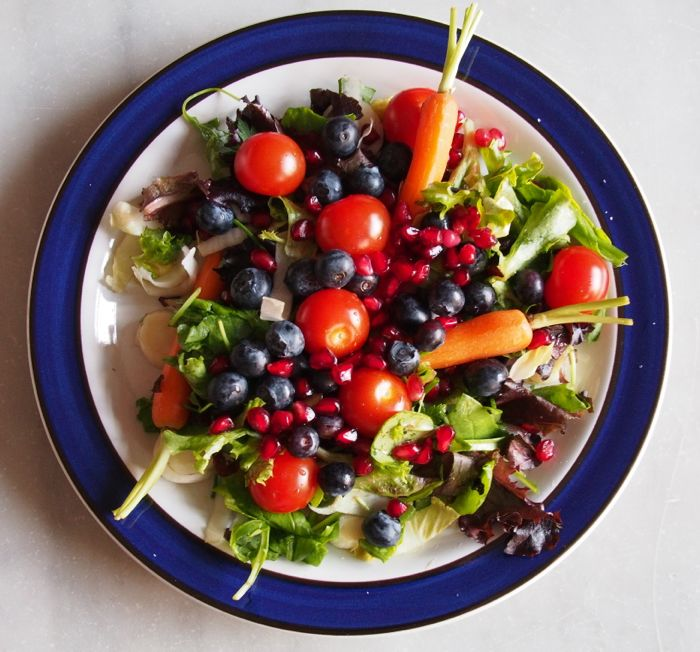 Summer Color Salad