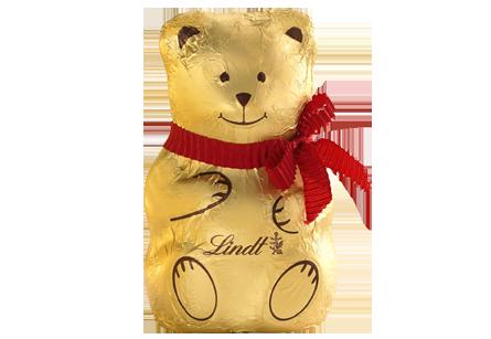 Lindt Gold Bear