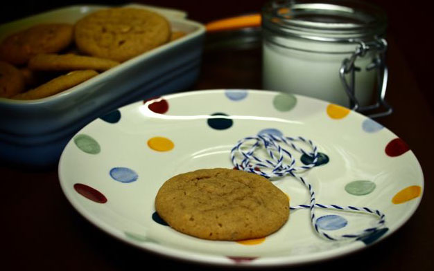 Peanut Butter Cookies | the Worktop