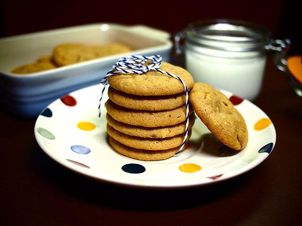 Peanut Butter Cookie | the Worktop