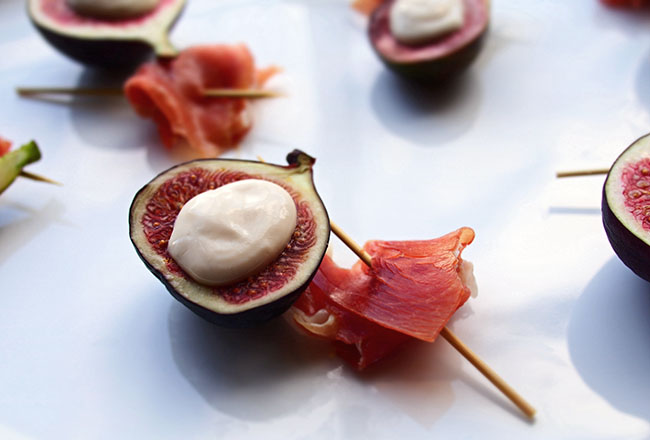 Fig and Prosciutto | the Worktop