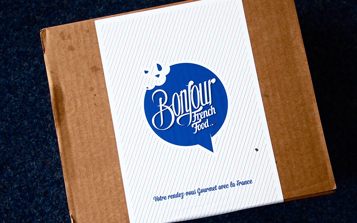 A Box of Surprises From Bonjour French Food