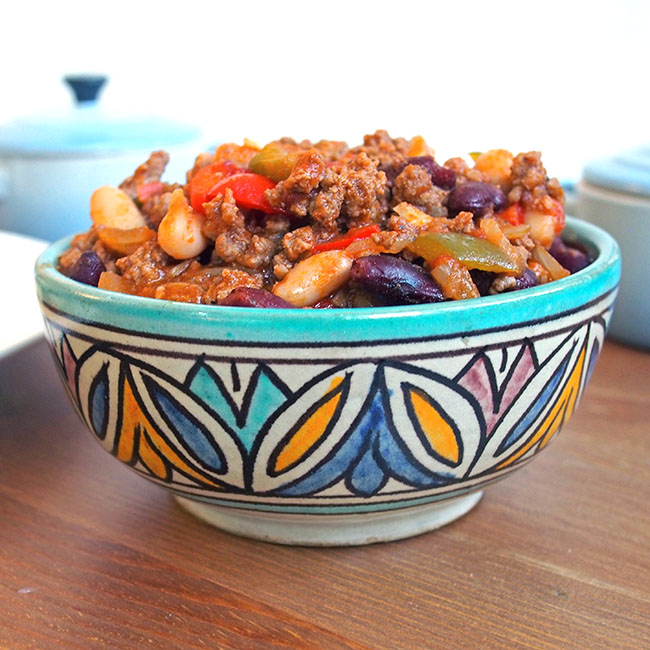 Chili con Carne | the Worktop