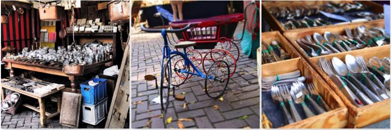 Belgium Antique Market