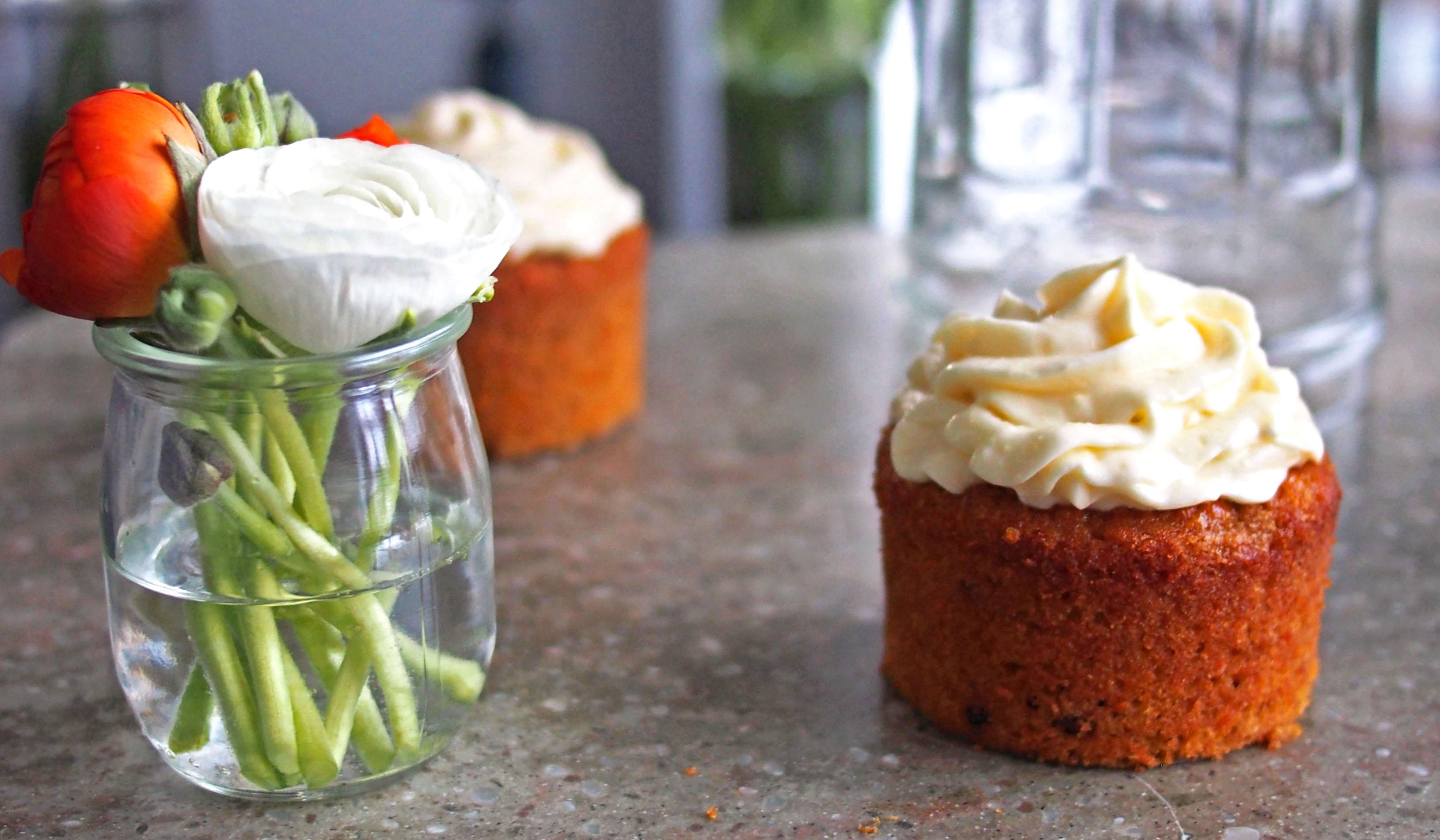 A Housewarming Carrot Cake