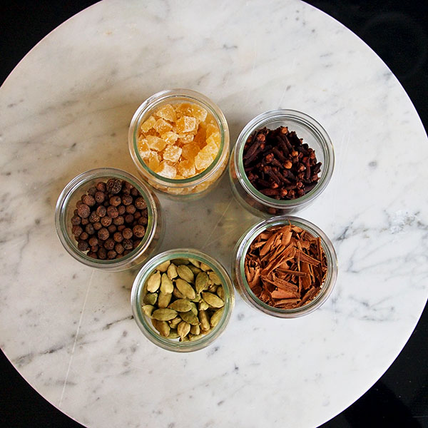 Mulling Spices | the Worktop