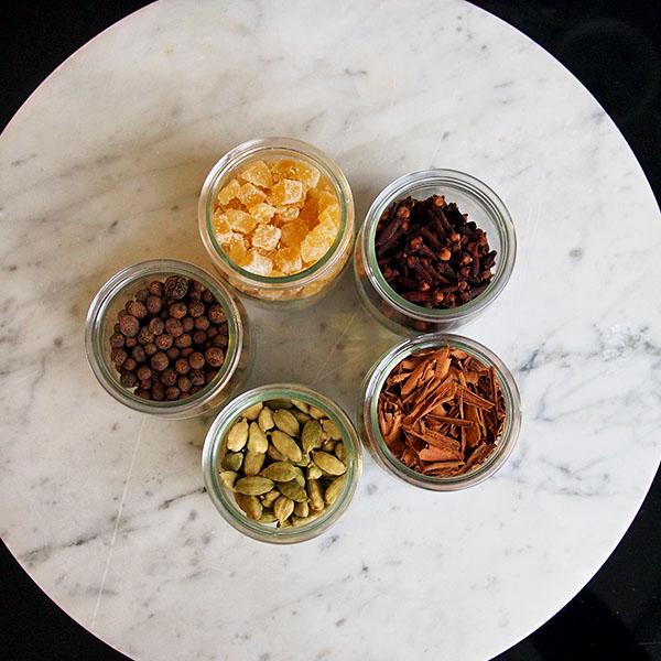 Homemade DIY Mulling Spice Sachets