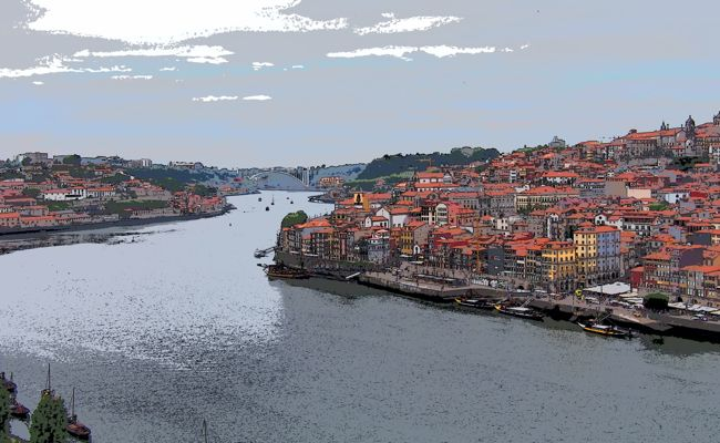 Porto Ribeira District