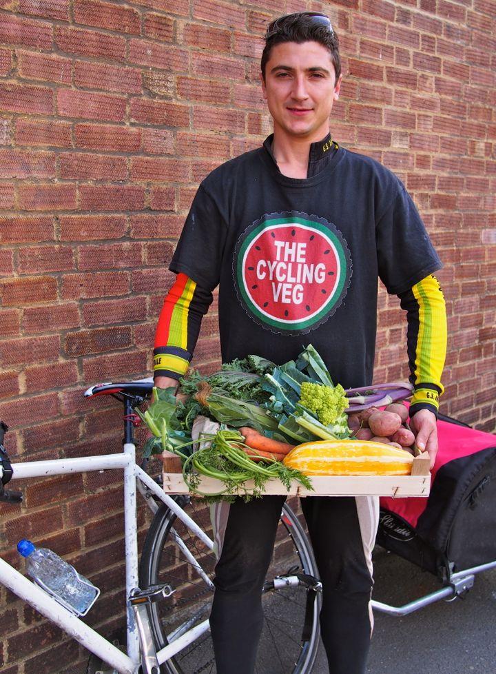 CyclingVeg Oragnic Veg Box Delivery