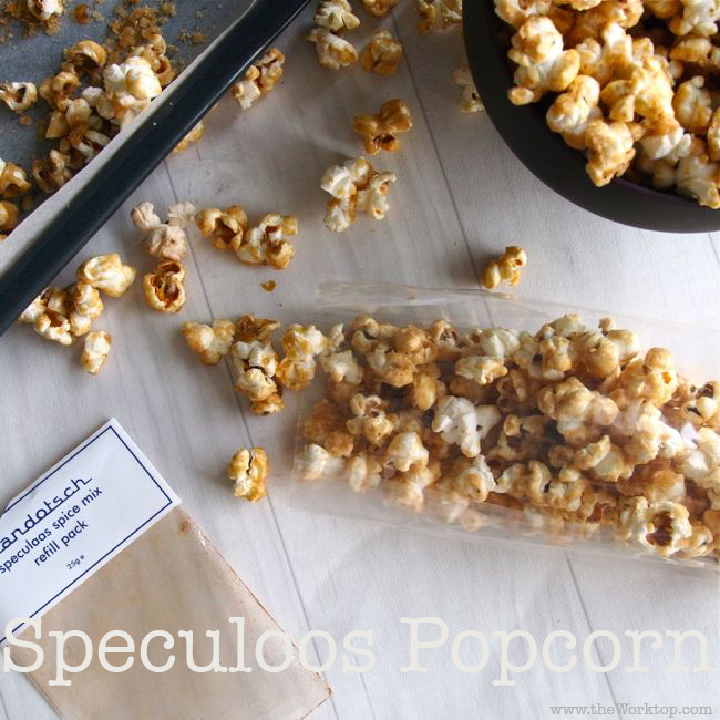 Speculoos Popcorn | theWorktop.com