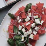 Watermelon Salad | theWorktop.com