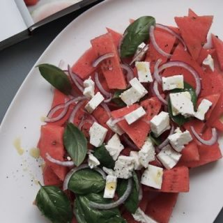 Watermelon Salad | theWorktop.com