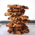 Healthy Breakfast Banana Oatmeal Cookie Recipe | The Worktop