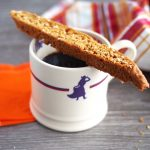 Maple Oat Biscotti