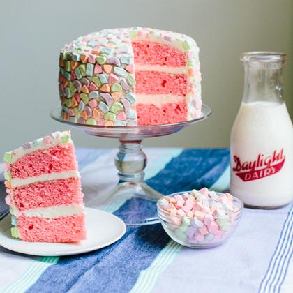 Cereal Supreme Cake