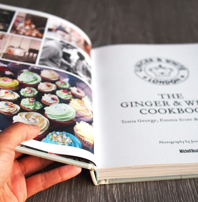 Ginger and White Cookbook Review