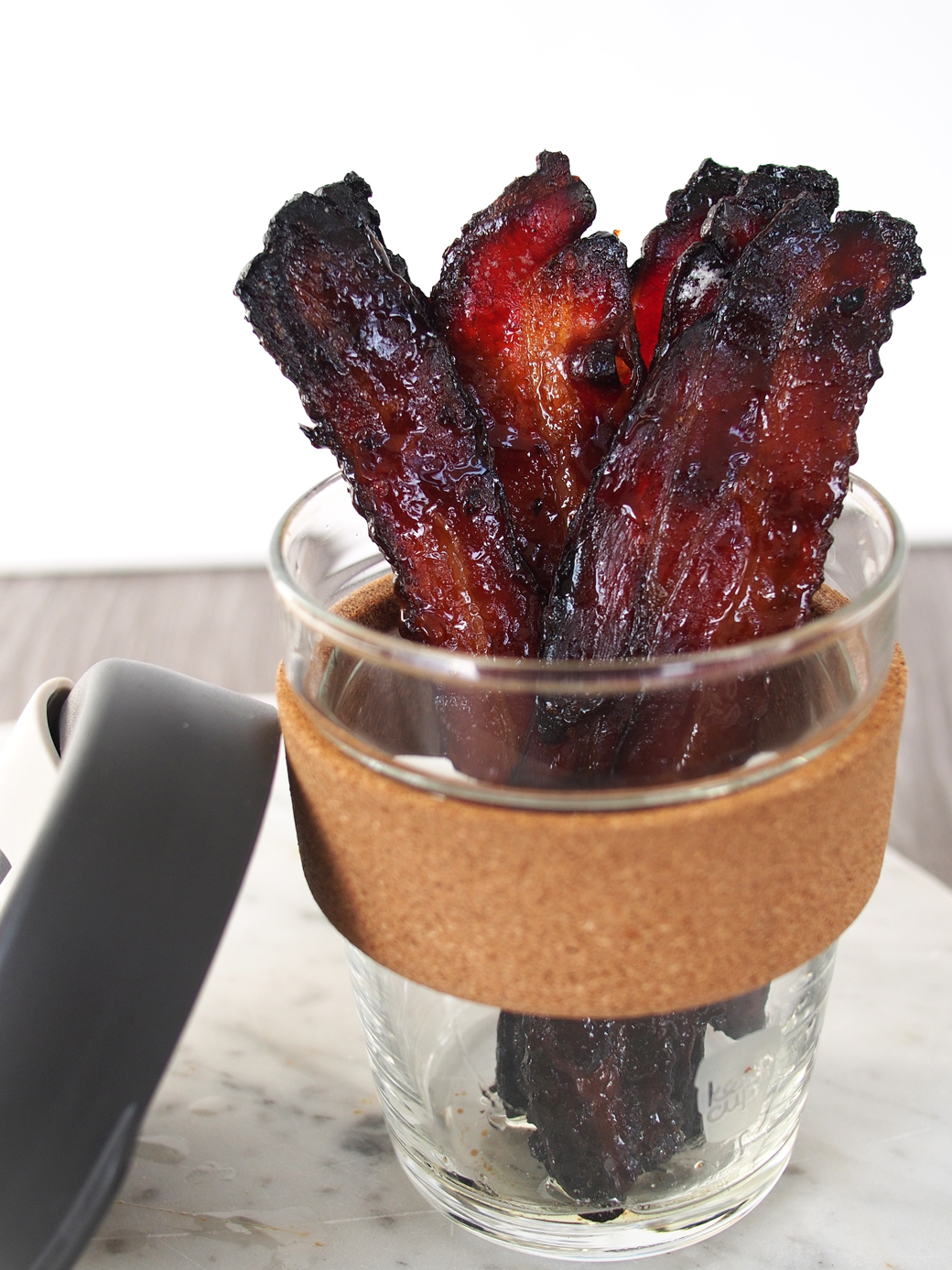 Maple and Coffee Glazed Bacon Recipe | The Worktop