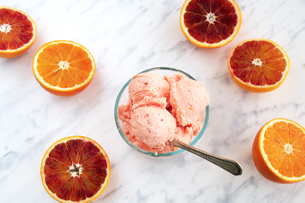 Blood Orange Whipped Butter | The Worktop