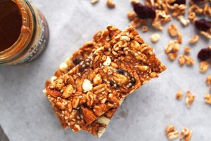 Healthy Puffed Cereal Bars | The Worktop