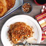 Nutty Nut Pancakes | The Worktop