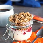Healthy Seed Granola | The Worktop