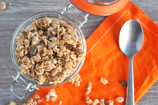 Healthy Seed Granola