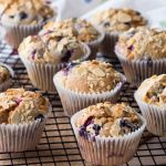 Berry White Chocolate Muffins