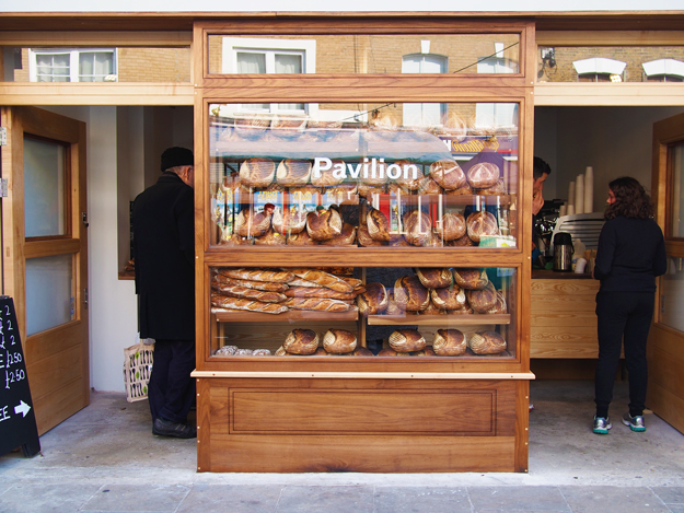 Pavilion Bakery London