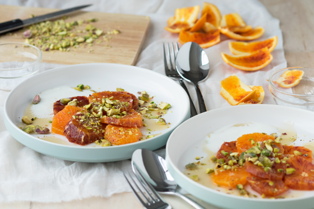 Blood Orange Pistachio Dream | The Worktop