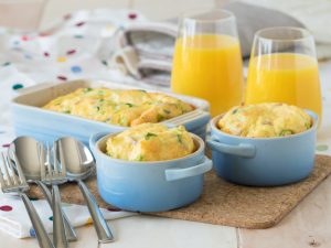 Baked Omelettes