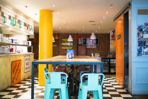 The Breakfast Club – Hoxton