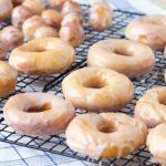 Glazed Donuts Krispy Kreme Recipe Copycat