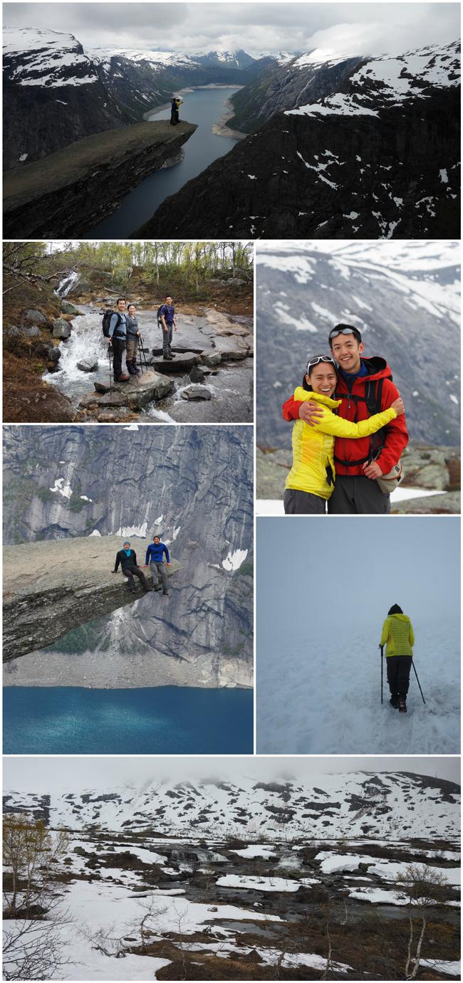 Trolltunga Norway Hike