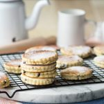 Enjoy Welsh Cakes with a cup of tea. Perfect for the morning or as an afternoon snack. These little pancakes are easy and quick to make on the griddle   The Worktop