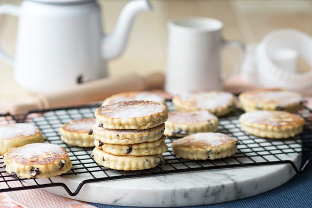 Welsh Breakfast Cakes | The Worktop