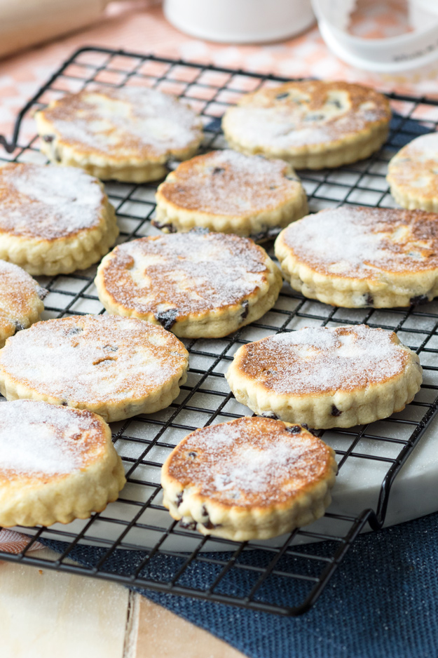 How To Make Welsh Cakes Easy