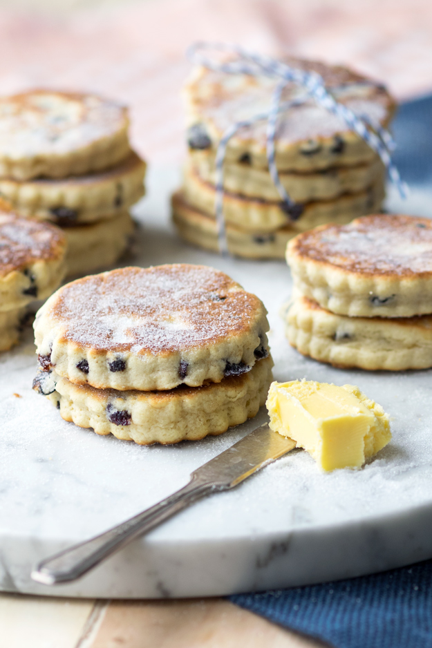 Little Welsh Cakes Full of Spice