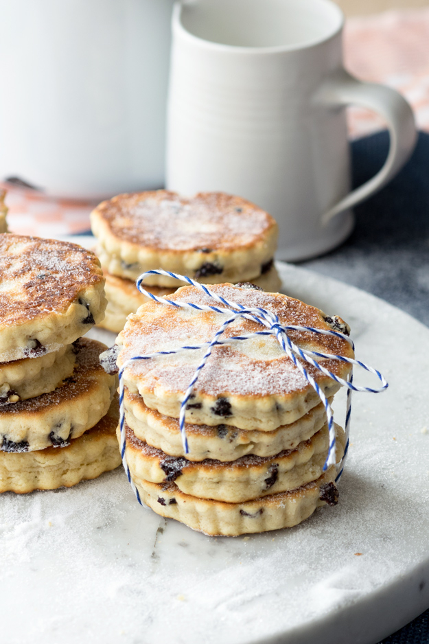 Griddle Welsh Cakes | The Worktop