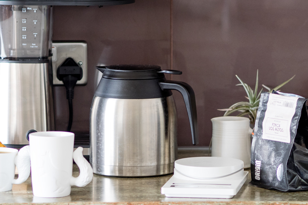 Bonavita Coffee Maker Not Hot : Bonavita 8-Cup Coffee Brewer Review The Worktop
