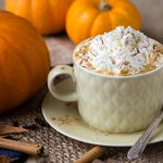 Hot Pumpkin Spice Drink - warming, comforting and so delicious! | The Worktop