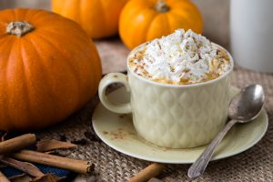Hot Pumpkin Spice Drink - Warm Milk Drink | The Worktop