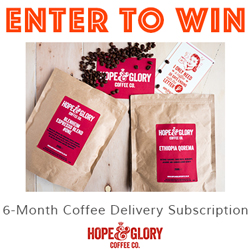 Hope & Glory Giveaway