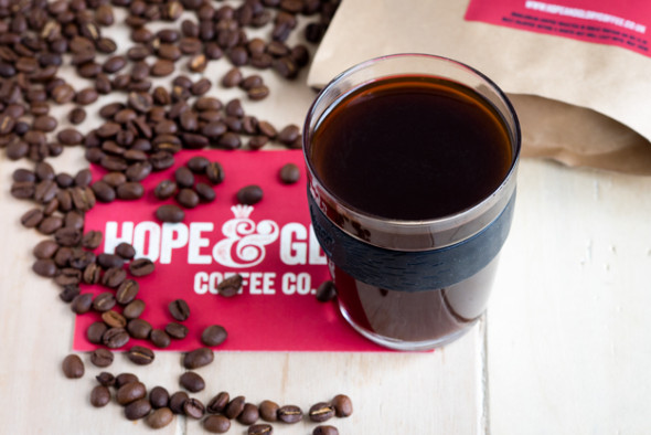 Hope and Glory Coffee Subscription Review | The Worktop