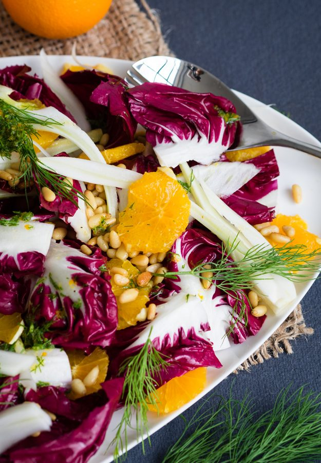 Orange and Fennel Salad is perfect for the winter | The Worktop