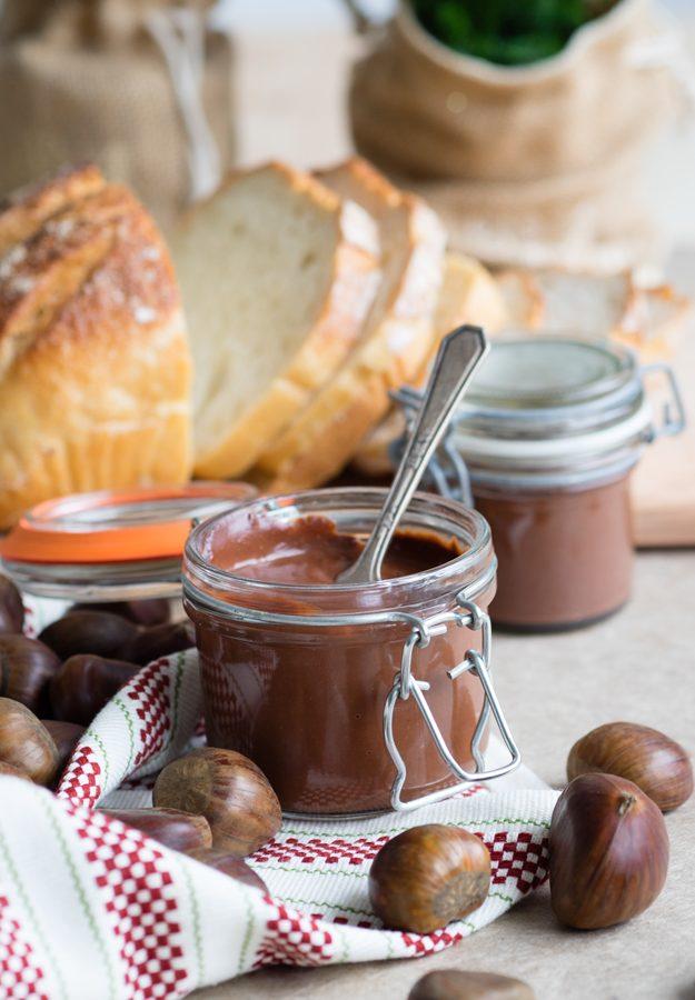 Chestnut Chocolate Spread (GF)