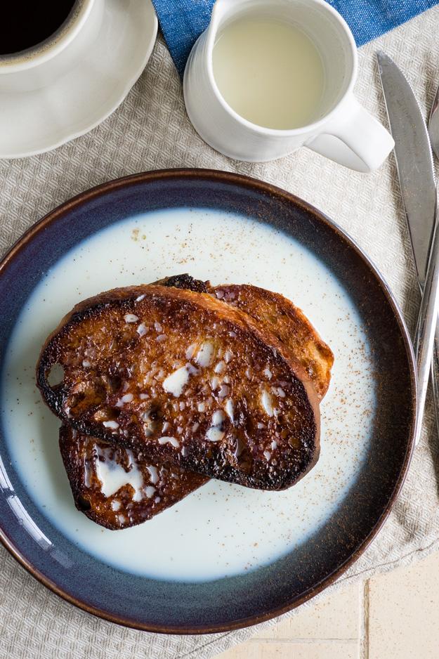 Cinnamon Toast with Cereal Milk