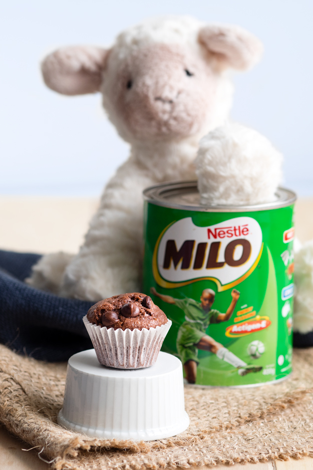 Milo Muffins - Milo Cupcakes | The Worktop