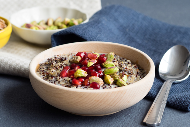 Peruvian Quinoa Porridge with Amaranth | The Worktop