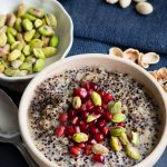 Peruvian Porridge with Quinoa and Amaranth | The Worktop