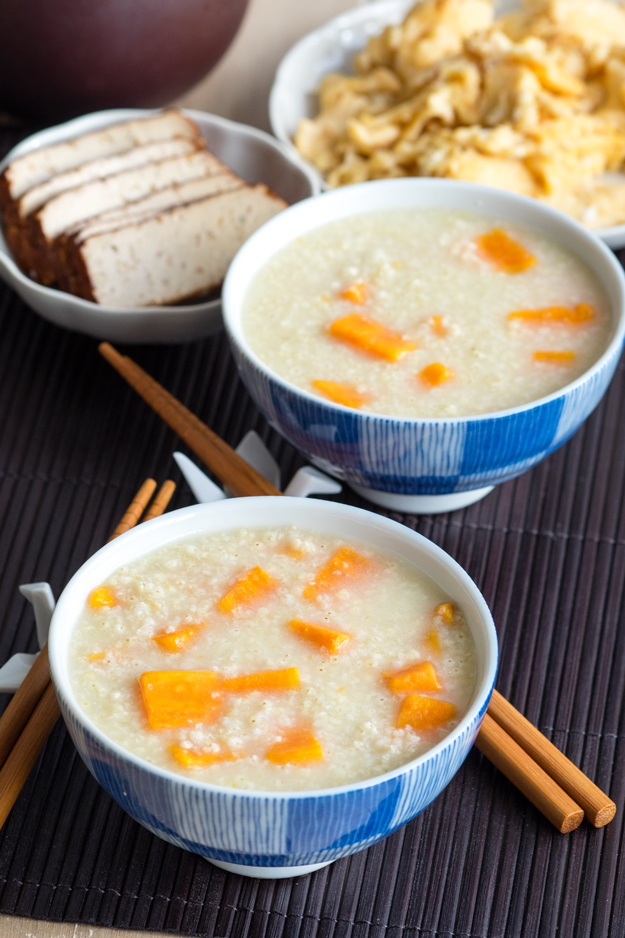 Chinese Millet Porridge | The Worktop